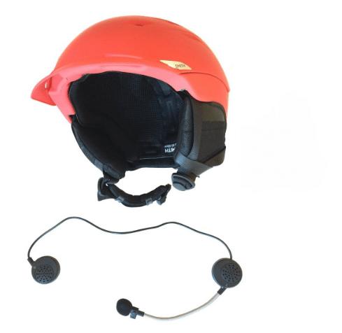 KOKKIA Helmet Bluetooth Earphone