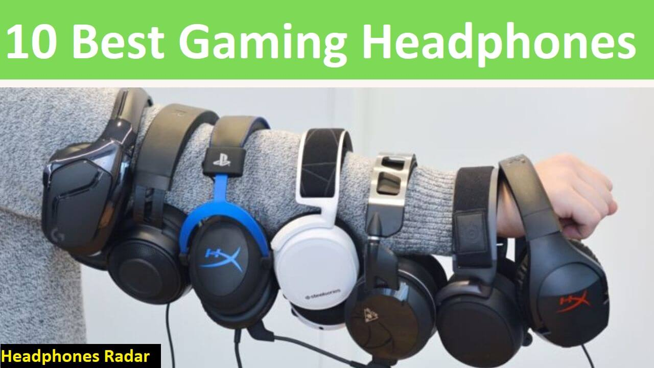 Gaming Headphones Reviews