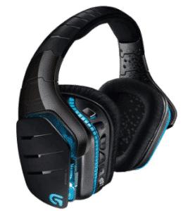 review of Logitech G933 Artemis Spectrum