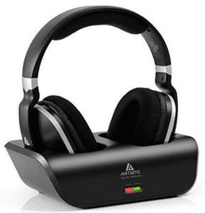 ARTISTE Wireless TV Headphones Review