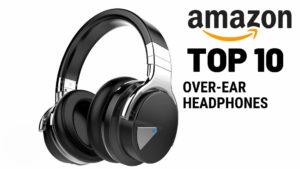 Amazon Over-Ear Headphones Best Seller
