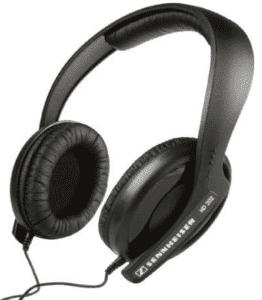 Sennheiser HD 202 II Professional Headphones Review